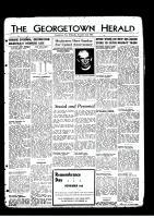 Georgetown Herald (Georgetown, ON), November 2, 1949