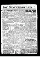 Georgetown Herald (Georgetown, ON), November 9, 1949