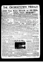 Georgetown Herald (Georgetown, ON), March 22, 1950