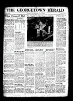 Georgetown Herald (Georgetown, ON)10 Jan 1951