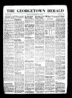 Georgetown Herald (Georgetown, ON), November 7, 1951