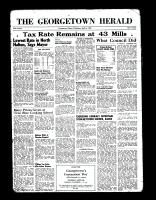 Georgetown Herald (Georgetown, ON), April 1, 1953