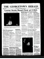 Georgetown Herald (Georgetown, ON)8 Sep 1954
