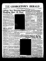 Georgetown Herald (Georgetown, ON), October 16, 1957