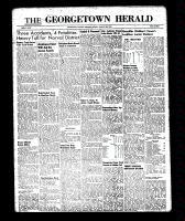 Georgetown Herald (Georgetown, ON)8 Jan 1958