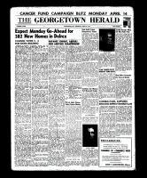 Georgetown Herald (Georgetown, ON)9 Apr 1958