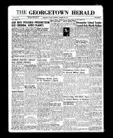 Georgetown Herald (Georgetown, ON), November 12, 1958