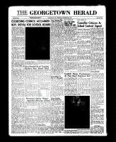 Georgetown Herald (Georgetown, ON), November 26, 1958