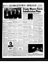 Georgetown Herald (Georgetown, ON)21 Jan 1960