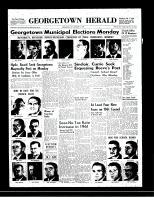 Georgetown Herald (Georgetown, ON)1 Dec 1960