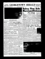 Georgetown Herald (Georgetown, ON)9 Mar 1961