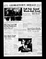 Georgetown Herald (Georgetown, ON), September 21, 1961