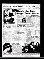 Georgetown Herald (Georgetown, ON), March 1, 1962