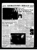 Georgetown Herald (Georgetown, ON), May 3, 1962