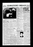 Georgetown Herald (Georgetown, ON)3 Jan 1963