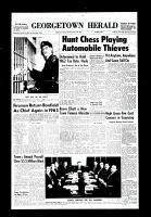 Georgetown Herald (Georgetown, ON), January 10, 1963