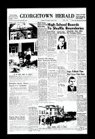 Georgetown Herald (Georgetown, ON)31 Jan 1963