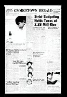 Georgetown Herald (Georgetown, ON), March 7, 1963