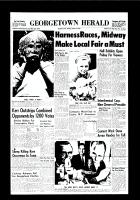 Georgetown Herald (Georgetown, ON), October 3, 1963