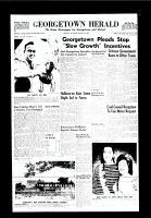 Georgetown Herald (Georgetown, ON), November 7, 1963