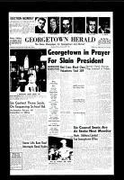 Georgetown Herald (Georgetown, ON), November 28, 1963