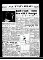 Georgetown Herald (Georgetown, ON)14 Jan 1965