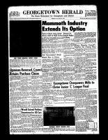 Georgetown Herald (Georgetown, ON), March 31, 1966