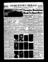 Georgetown Herald (Georgetown, ON), August 4, 1966