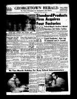 Georgetown Herald (Georgetown, ON), August 25, 1966