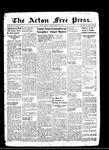 Press, Albert William (Married)