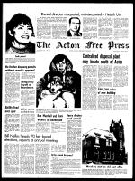 Acton Free Press (Acton, ON), February 4, 1970
