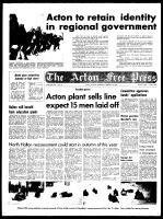 Acton Free Press (Acton, ON), February 18, 1970