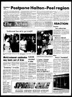 Acton Free Press (Acton, ON), March 18, 1970