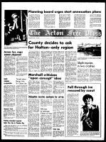 Acton Free Press (Acton, ON), March 25, 1970