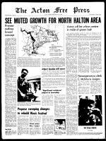 Acton Free Press (Acton, ON), May 6, 1970