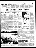 Acton Free Press (Acton, ON), July 28, 1971