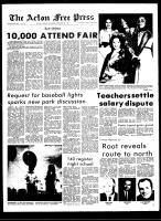 Acton Free Press (Acton, ON), September 22, 1971