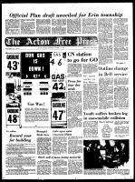 Acton Free Press (Acton, ON), January 17, 1973