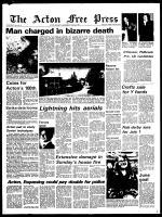 Acton Free Press (Acton, ON), May 22, 1974