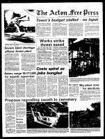 Acton Free Press (Acton, ON), May 29, 1974