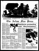 Acton Free Press (Acton, ON), July 24, 1974