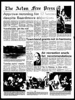 Acton Free Press (Acton, ON), October 30, 1974