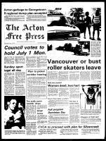 Acton Free Press (Acton, ON), June 25, 1975