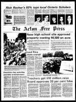 Acton Free Press (Acton, ON), July 2, 1975