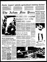 Acton Free Press (Acton, ON), July 16, 1975