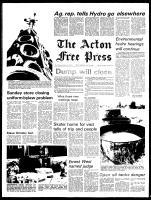 Acton Free Press (Acton, ON), July 30, 1975
