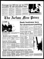 Acton Free Press (Acton, ON), January 28, 1976