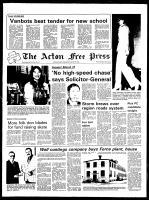 Acton Free Press (Acton, ON), March 17, 1976