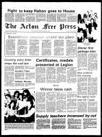 Acton Free Press (Acton, ON), March 31, 1976