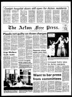Acton Free Press (Acton, ON), April 14, 1976
